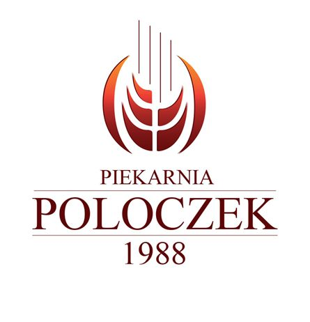A logo of a traditional bakery Poloczek from Ruda Śląska