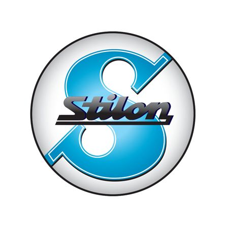 The facelift of the logo of the STILON textile company